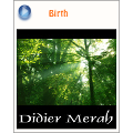 Didier Merah 『Birth』 ブログパーツ