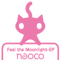 NAOCO「Feel the Moonlight」ミュージックブログパーツ